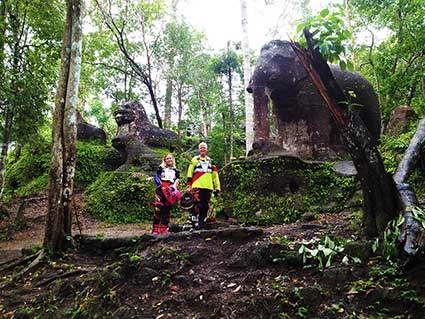 Kulen Overnight Camping - Two Day Tour Around Siem Reap