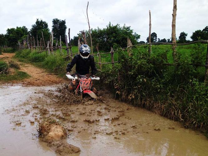 off-road-tours-cambodia-crf-submerged